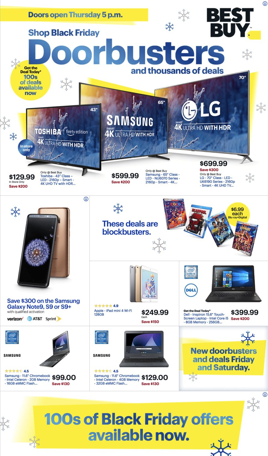 f2a1f9d0929 Best Buy Black Friday 2018 Page 1