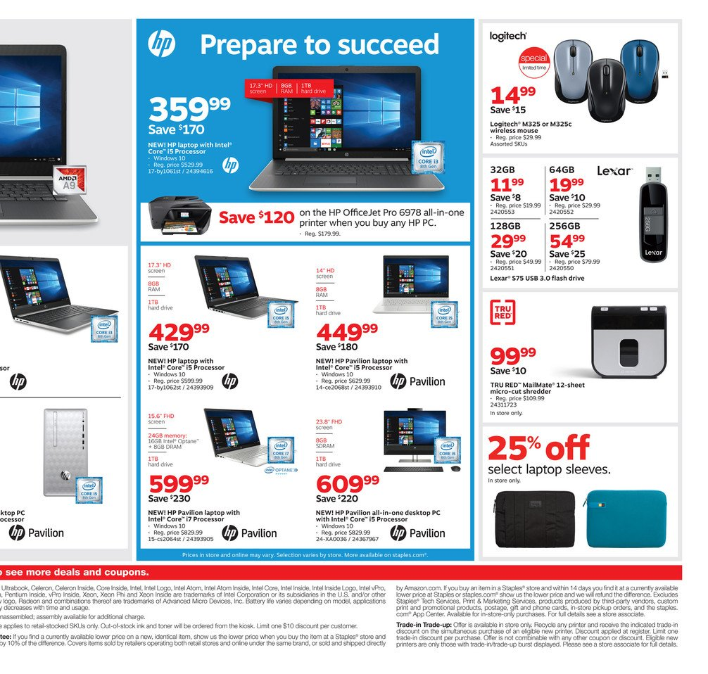 Staples Weekly September 1 - 7, 2019 Page 5
