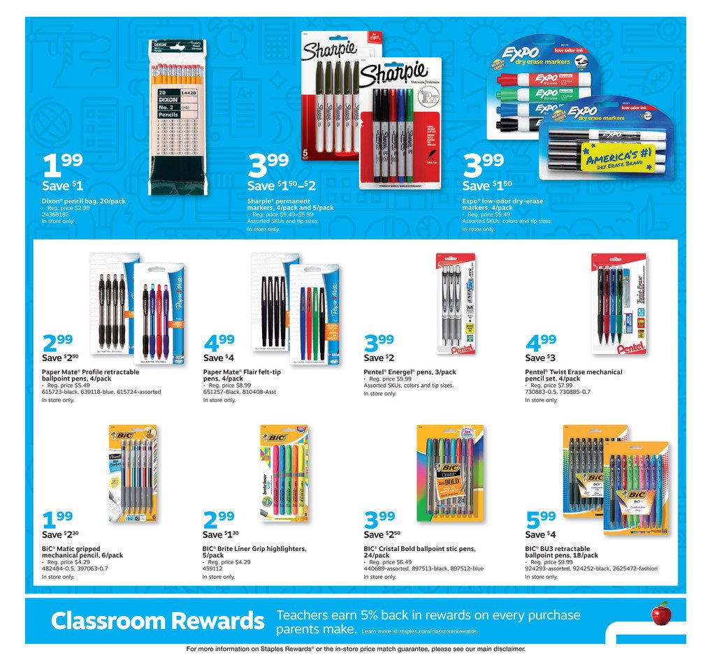 Staples Weekly September 1 - 7, 2019 Page 6