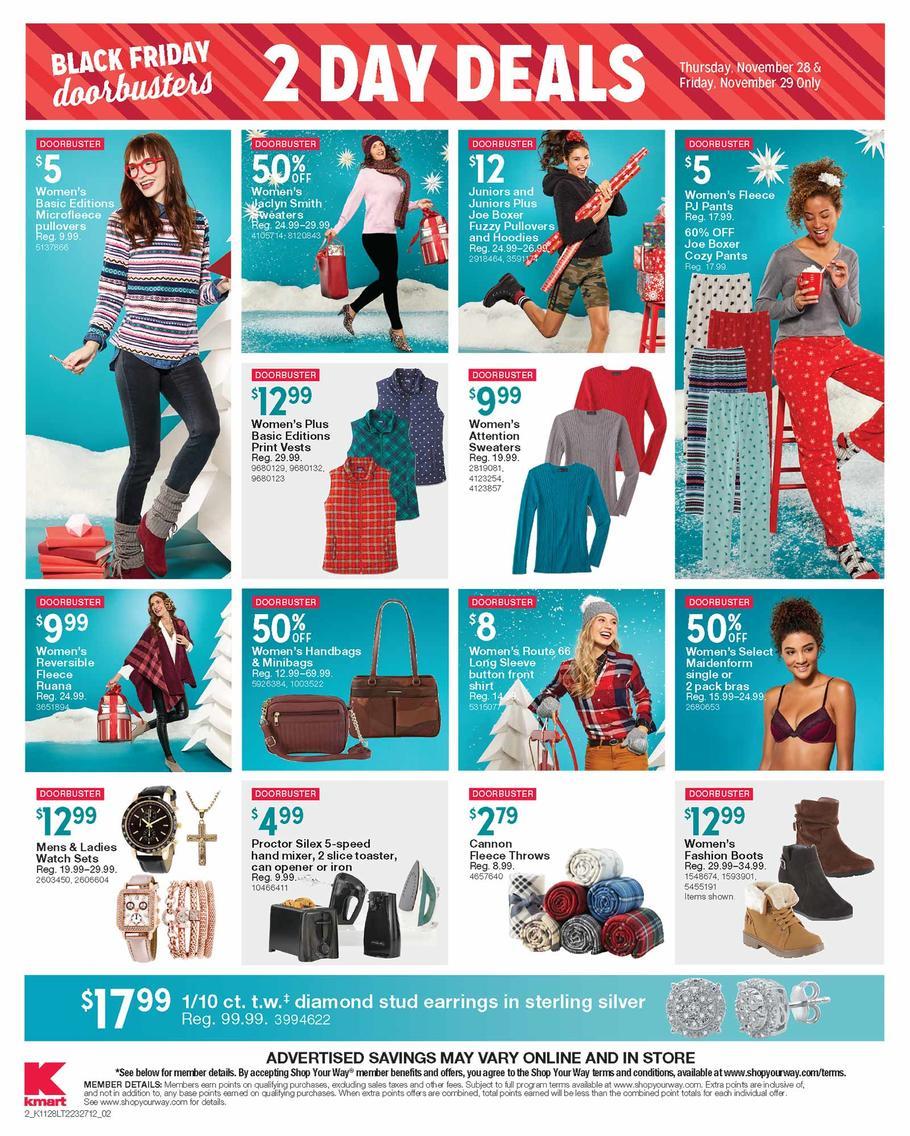 Kmart Black Friday 2019 Page 2