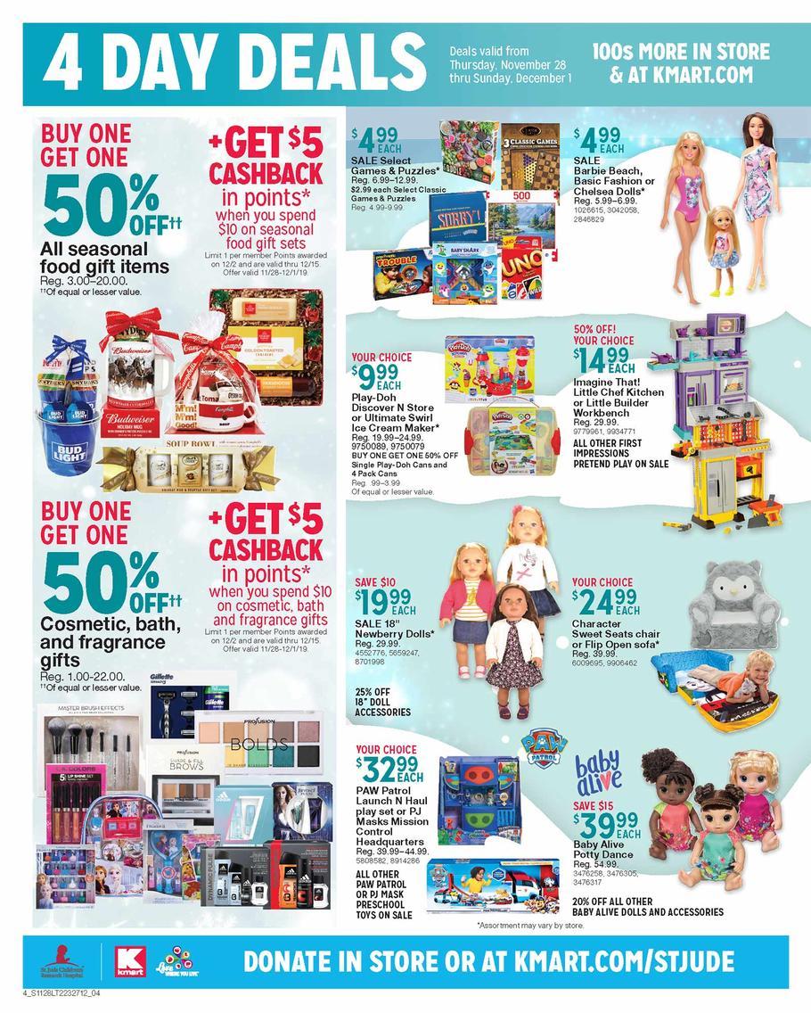 Kmart Black Friday 2019 Page 4