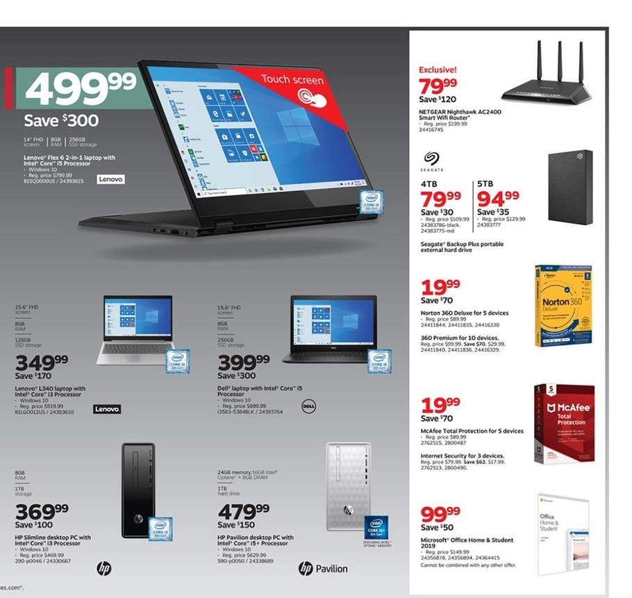 Staples Black Friday 2019 Page 5