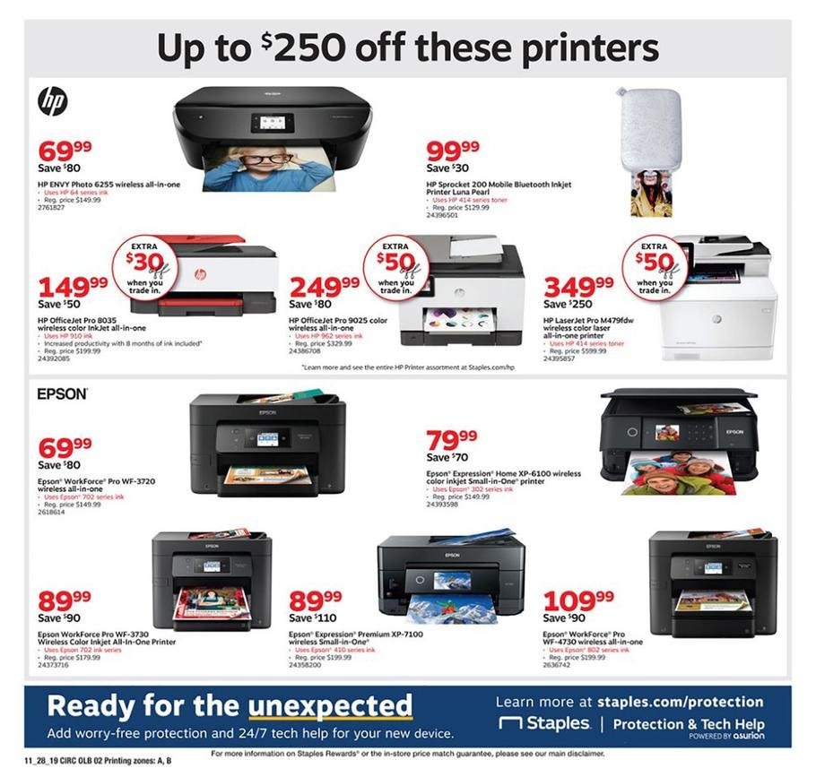 Staples Black Friday 2019 Page 10
