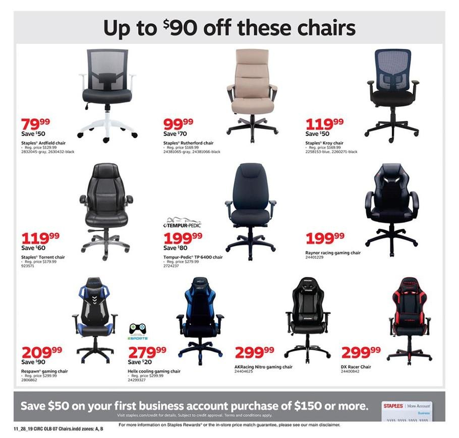 Staples Black Friday 2019 Page 15