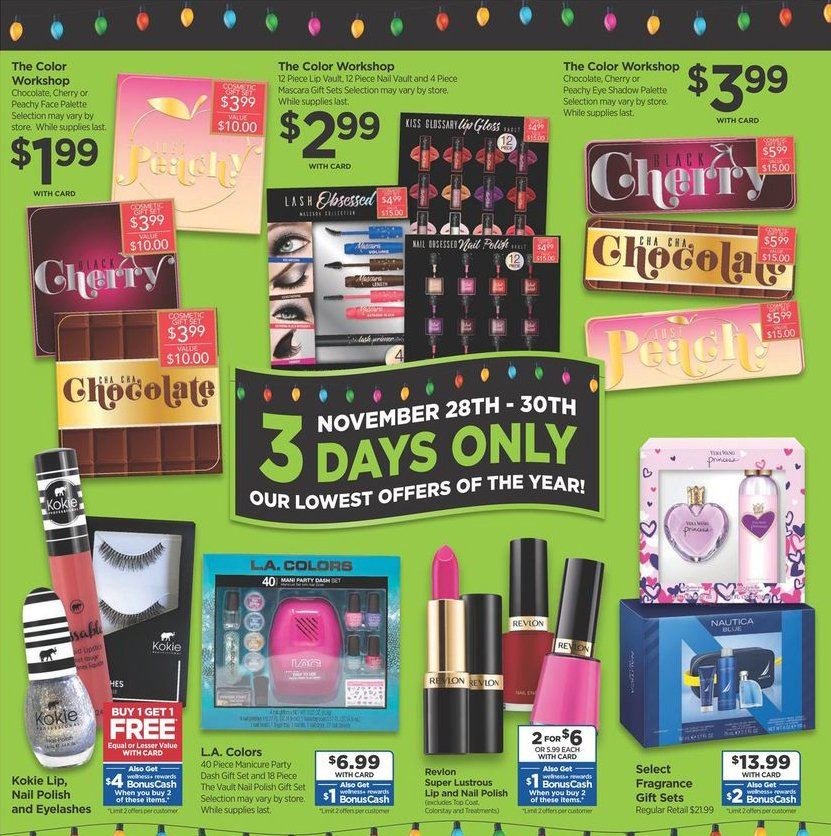 Rite Aid Black Friday 2019 Page 3