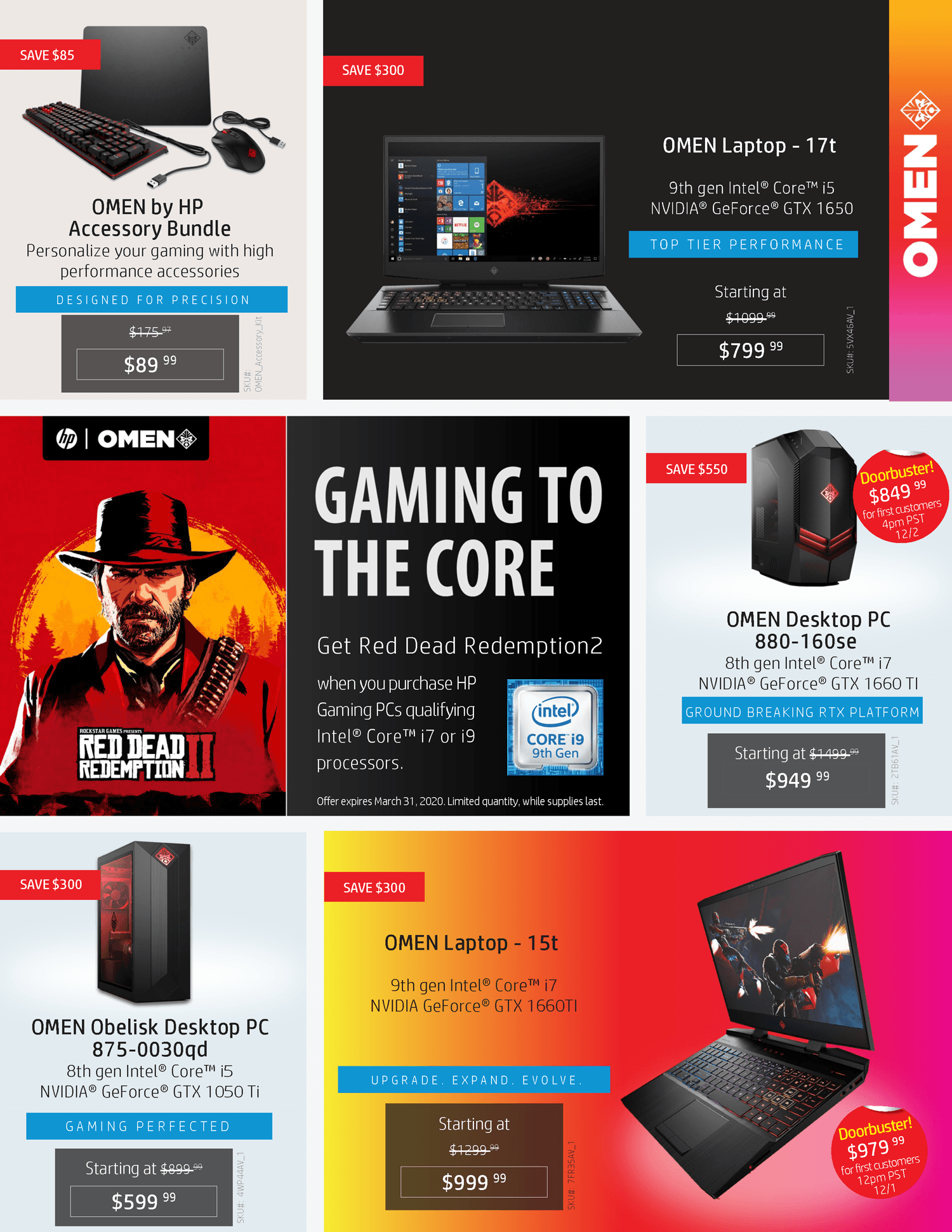 HP Cyber Monday 2019 Page 5