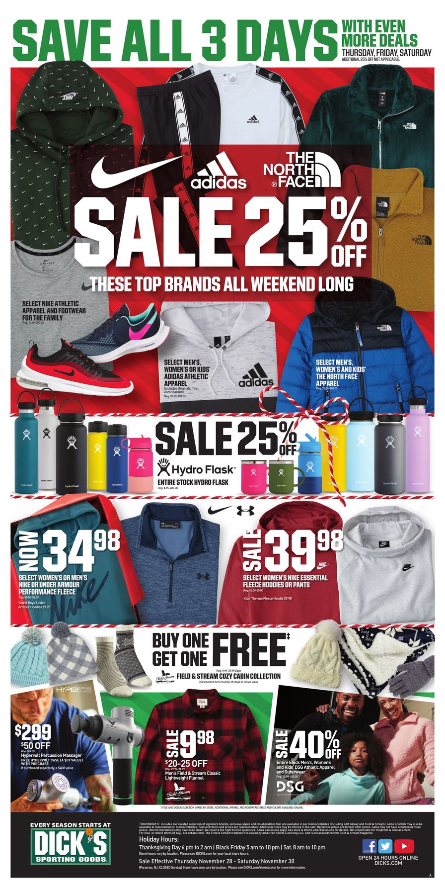 Dick's Sporting Goods Black Friday 2019 Page 4
