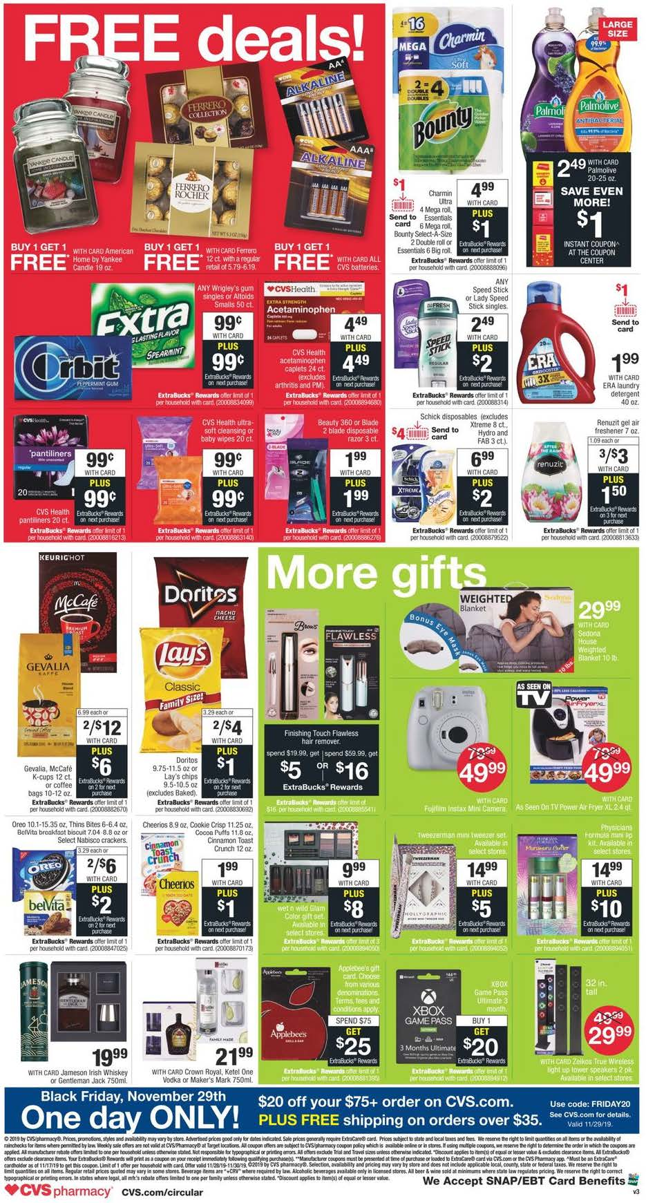 CVS Black Friday 2019 Page 2