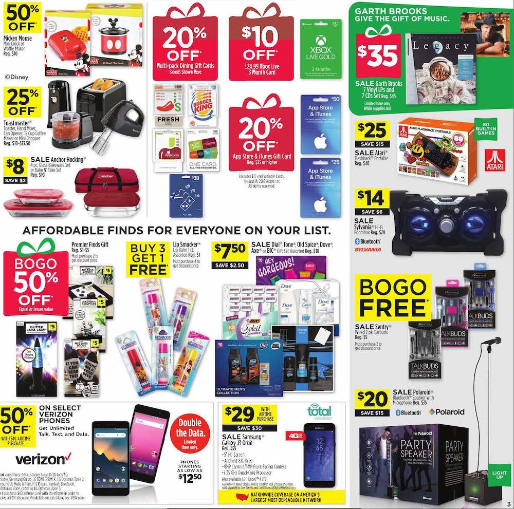 Dollar General Black Friday 2019 Page 3