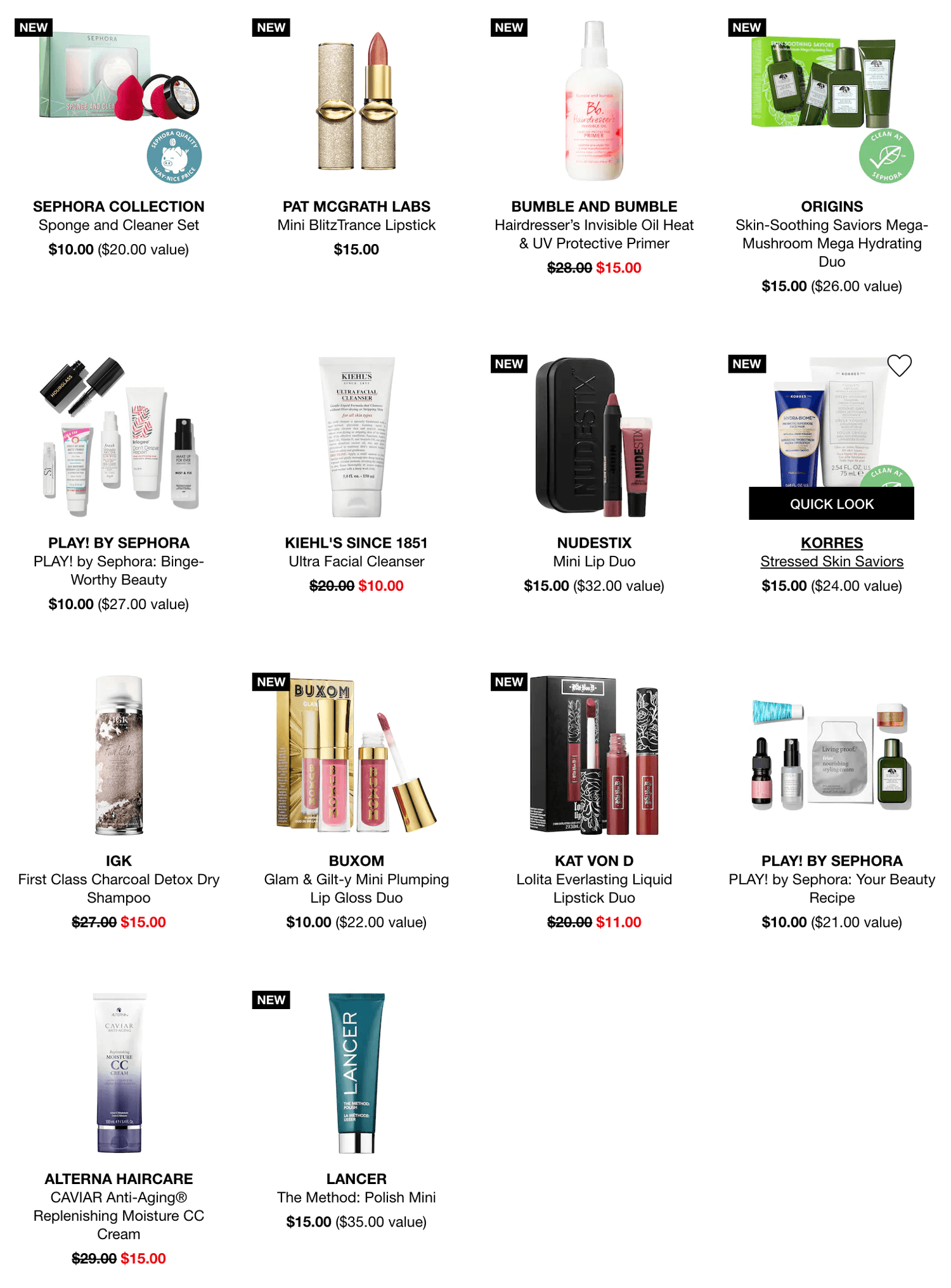 Sephora Black Friday 2019 Page 2