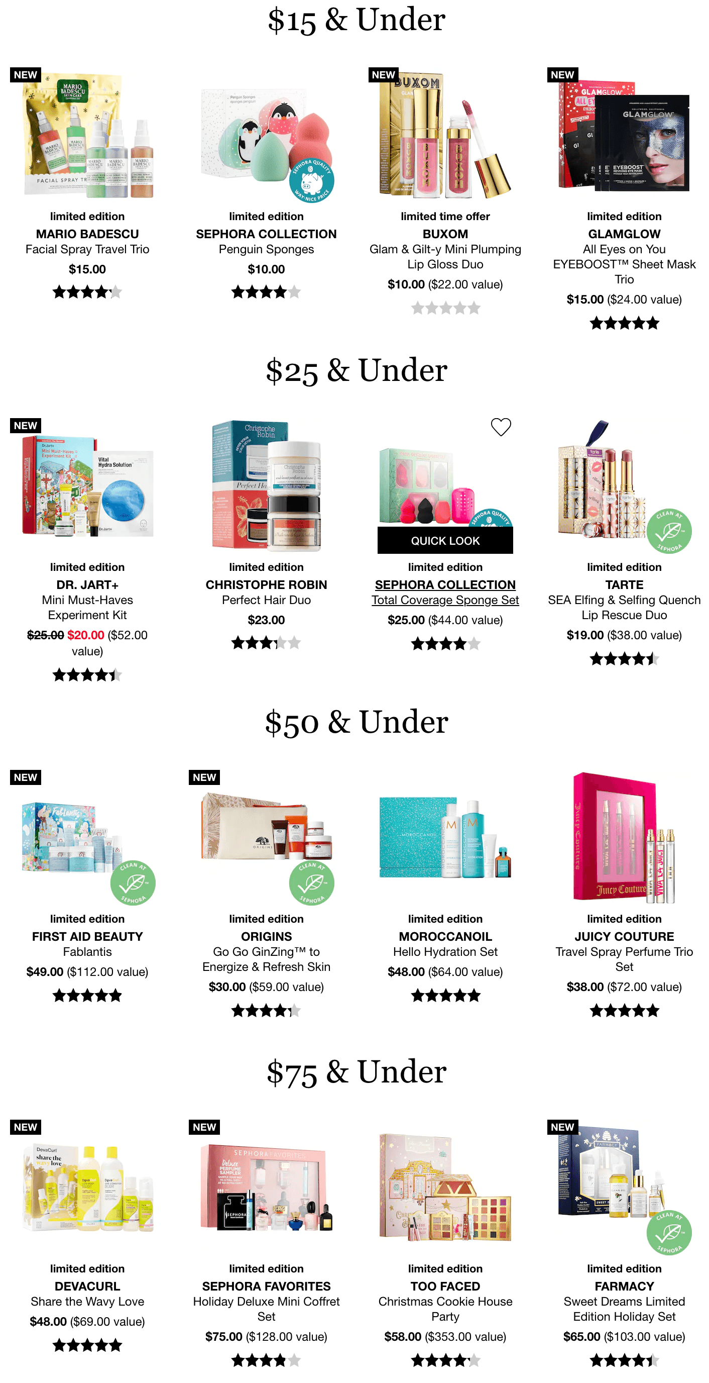 Sephora Black Friday 2019 Page 5