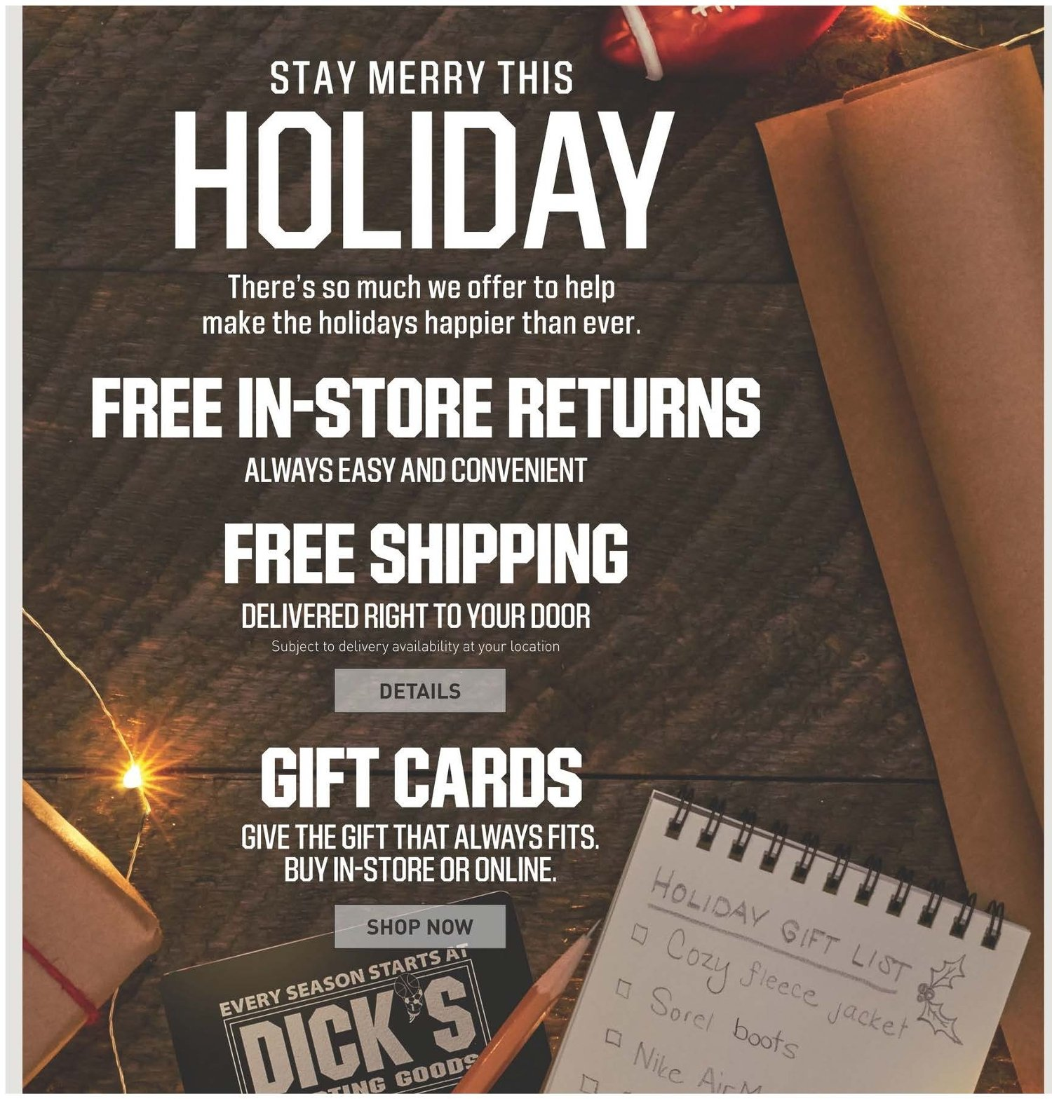 Dick's Sporting Goods Cyber Monday 2019 Page 17