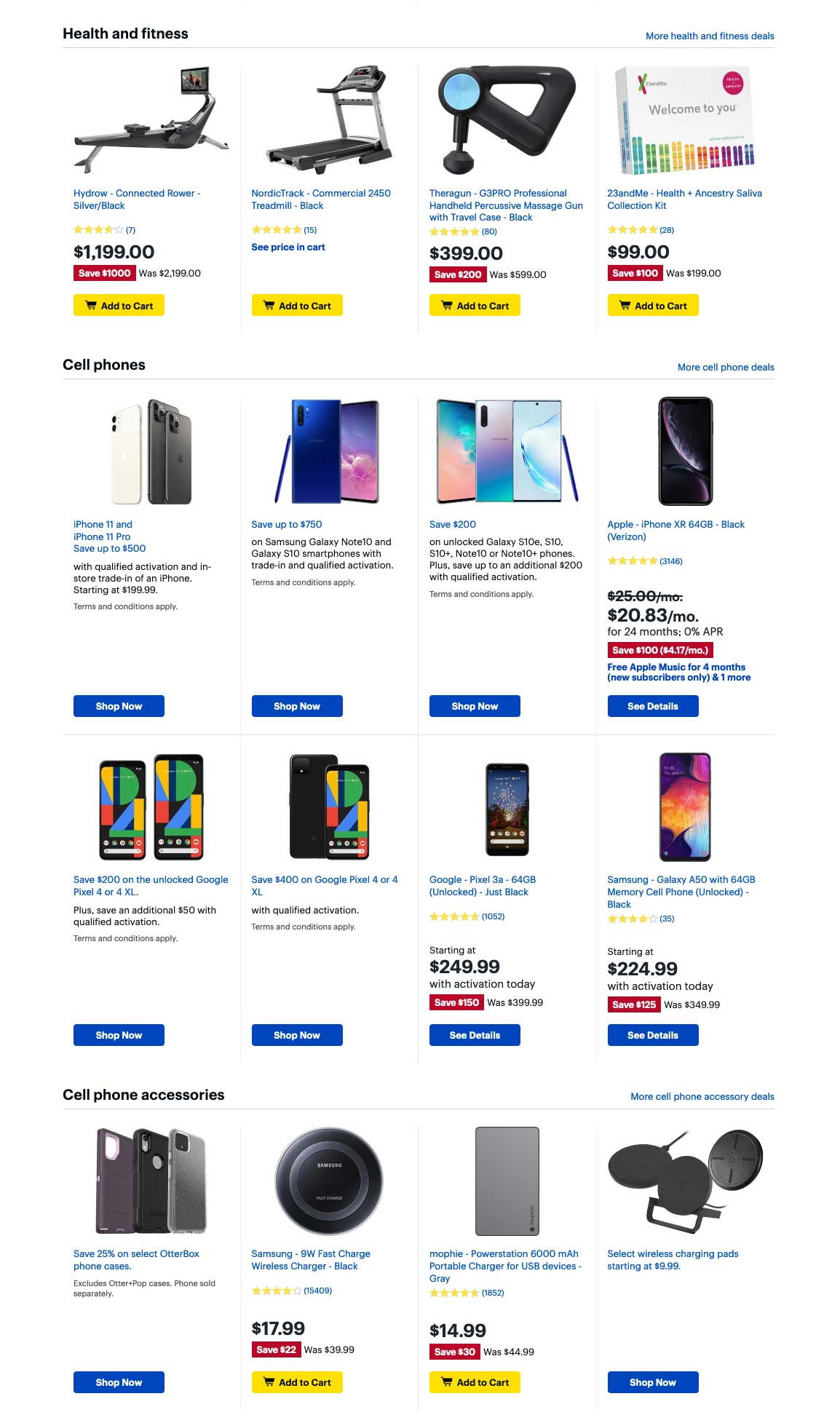 Best Buy Cyber Monday 2019 Page 10
