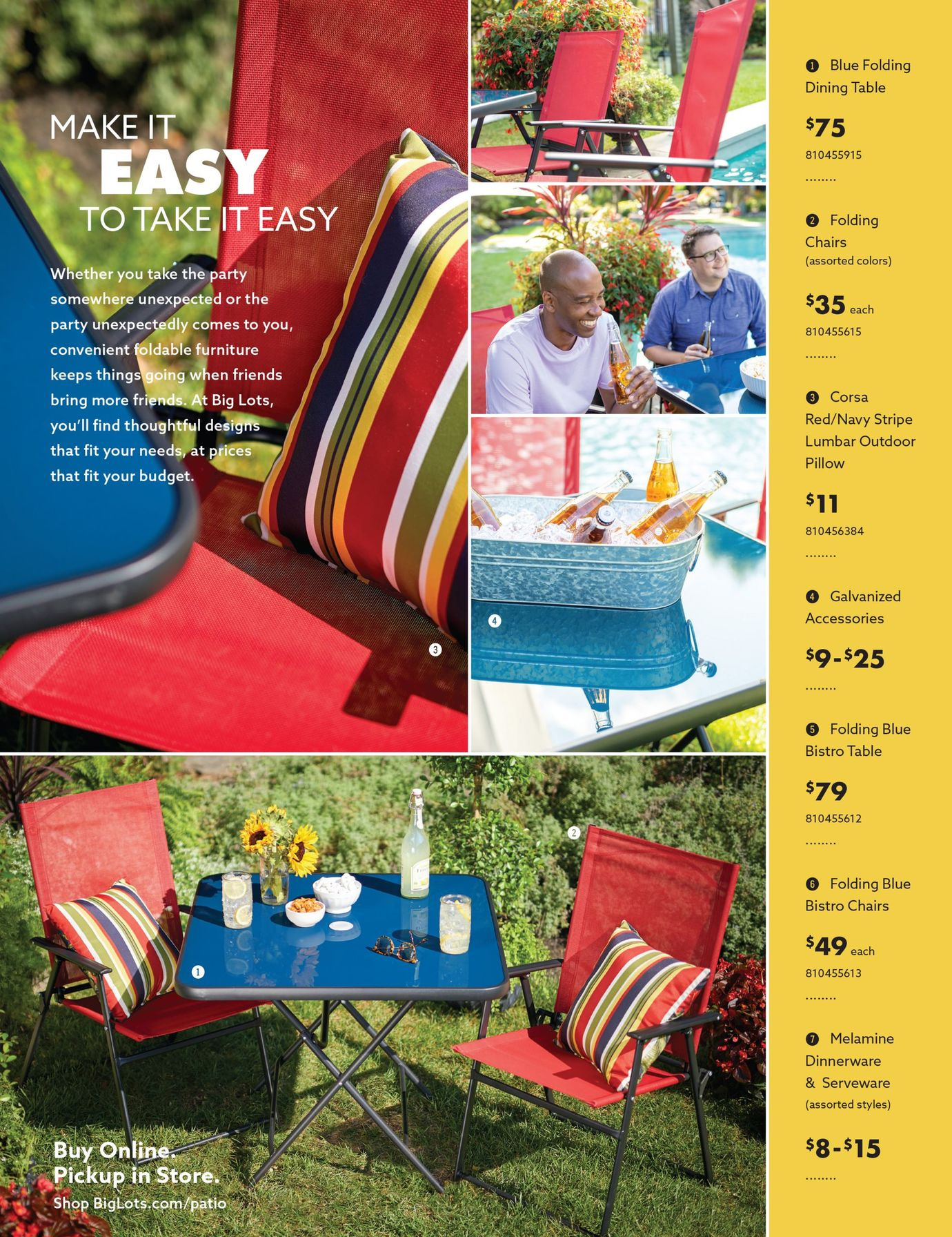 Big Lots Weekly January 19 - July 31, 2020 Page 28