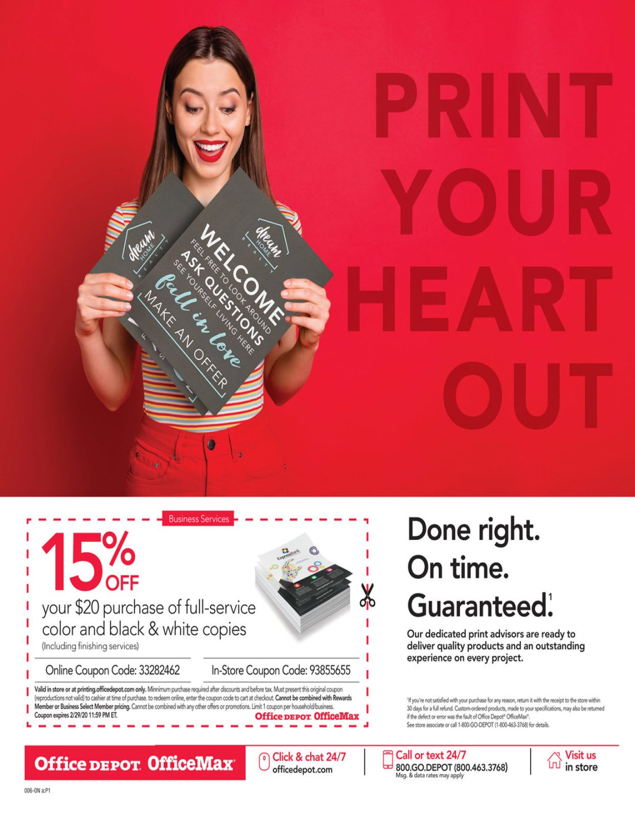 Office Depot and OfficeMax Weekly February 16 - 22, 2020 Page 6