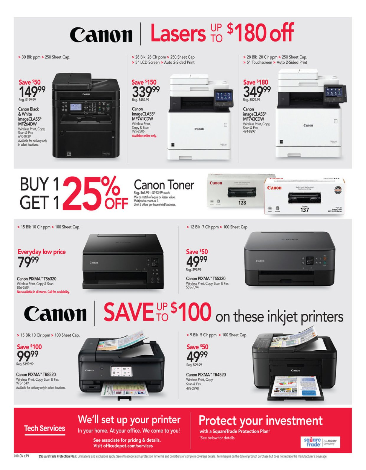 Office Depot and OfficeMax Weekly February 16 - 22, 2020 Page 10