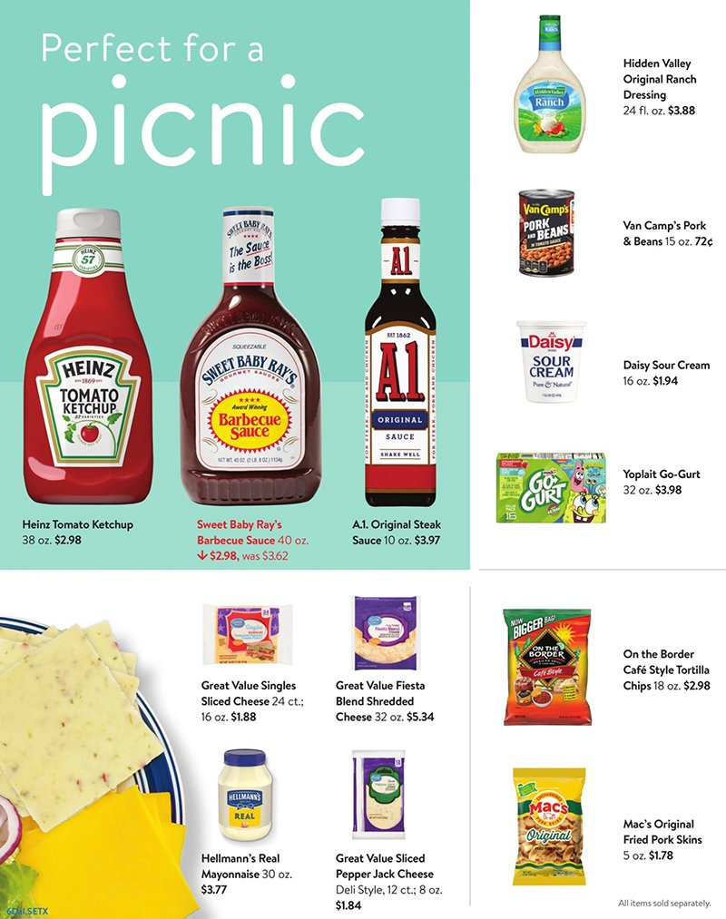 Walmart Weekly June 24 - July 28, 2020 Page 6