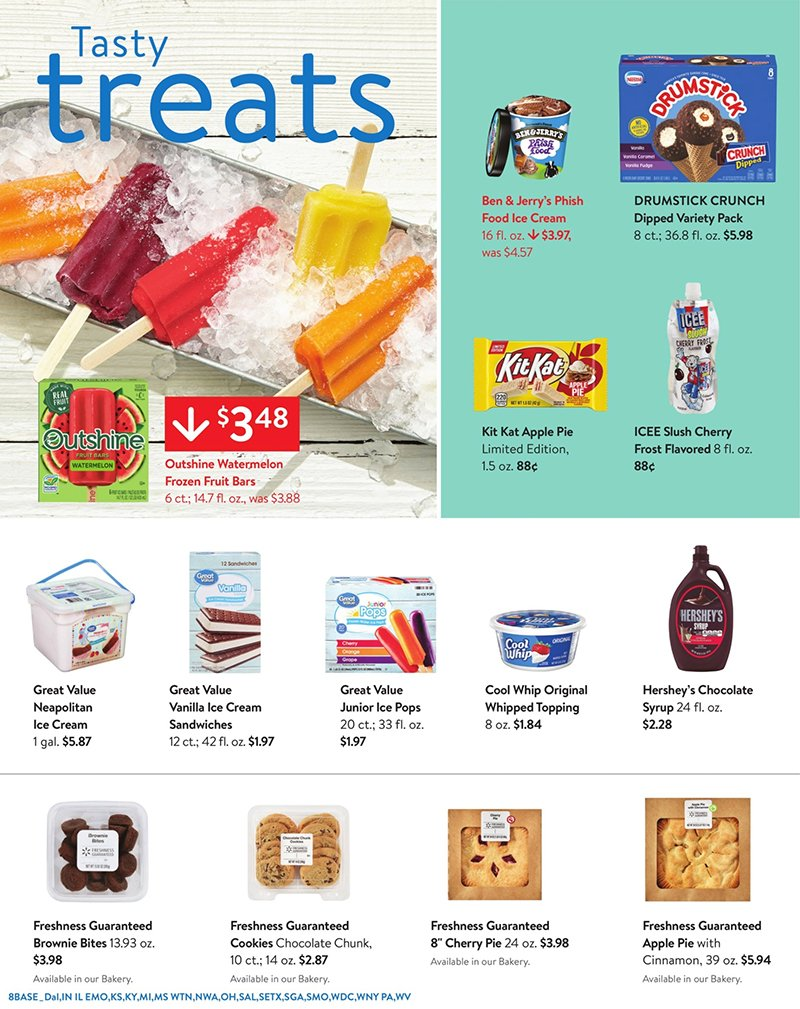 Walmart Weekly June 24 - July 28, 2020 Page 8