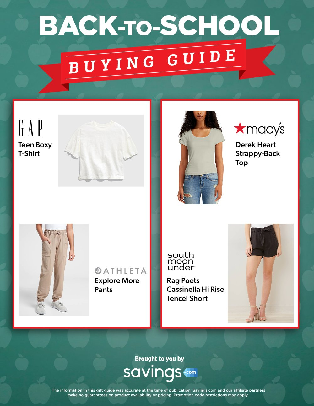 Back To School Buying Guide 2020 Page 4