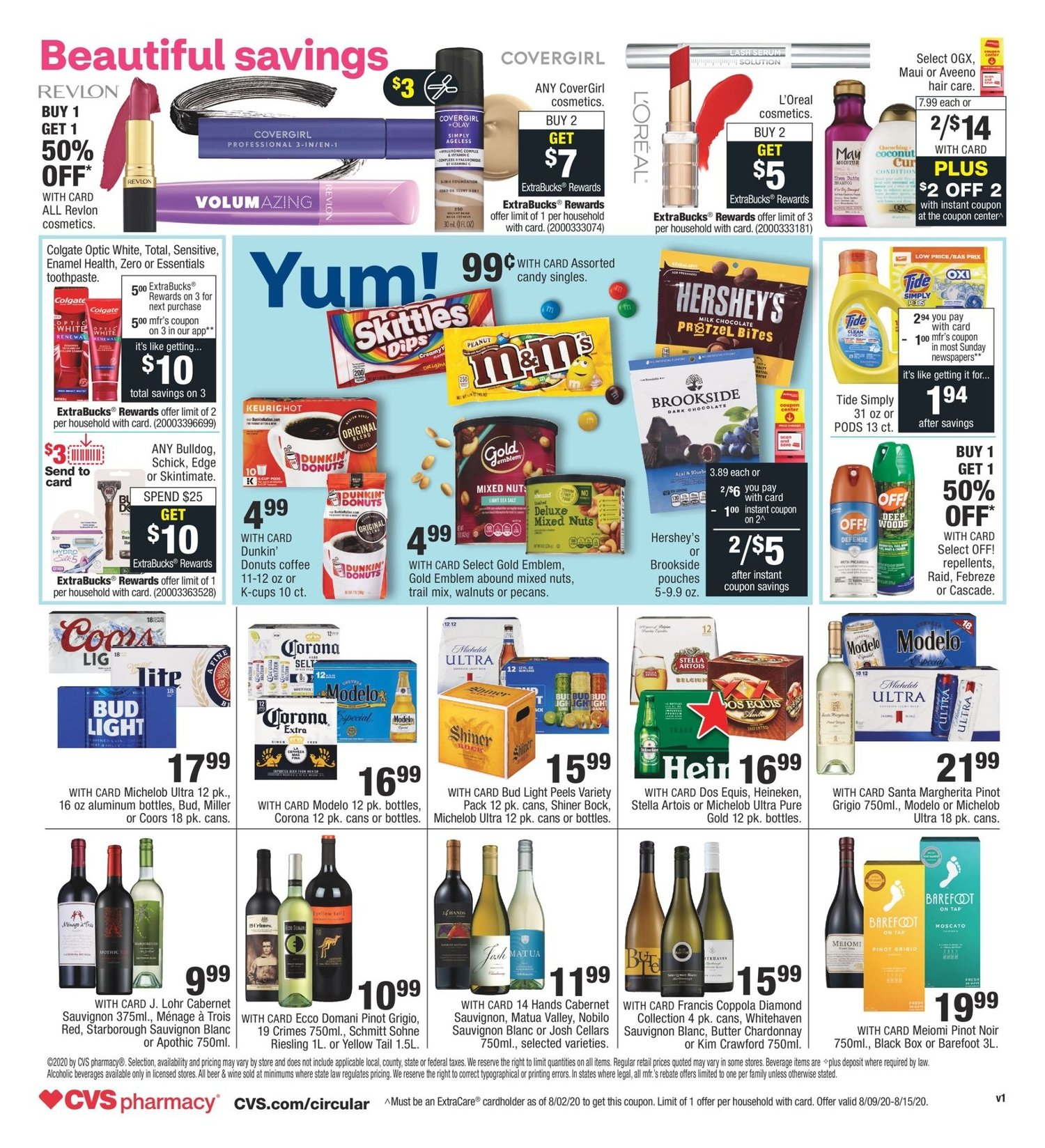 CVS Weekly August 9 - 15, 2020 Page 2