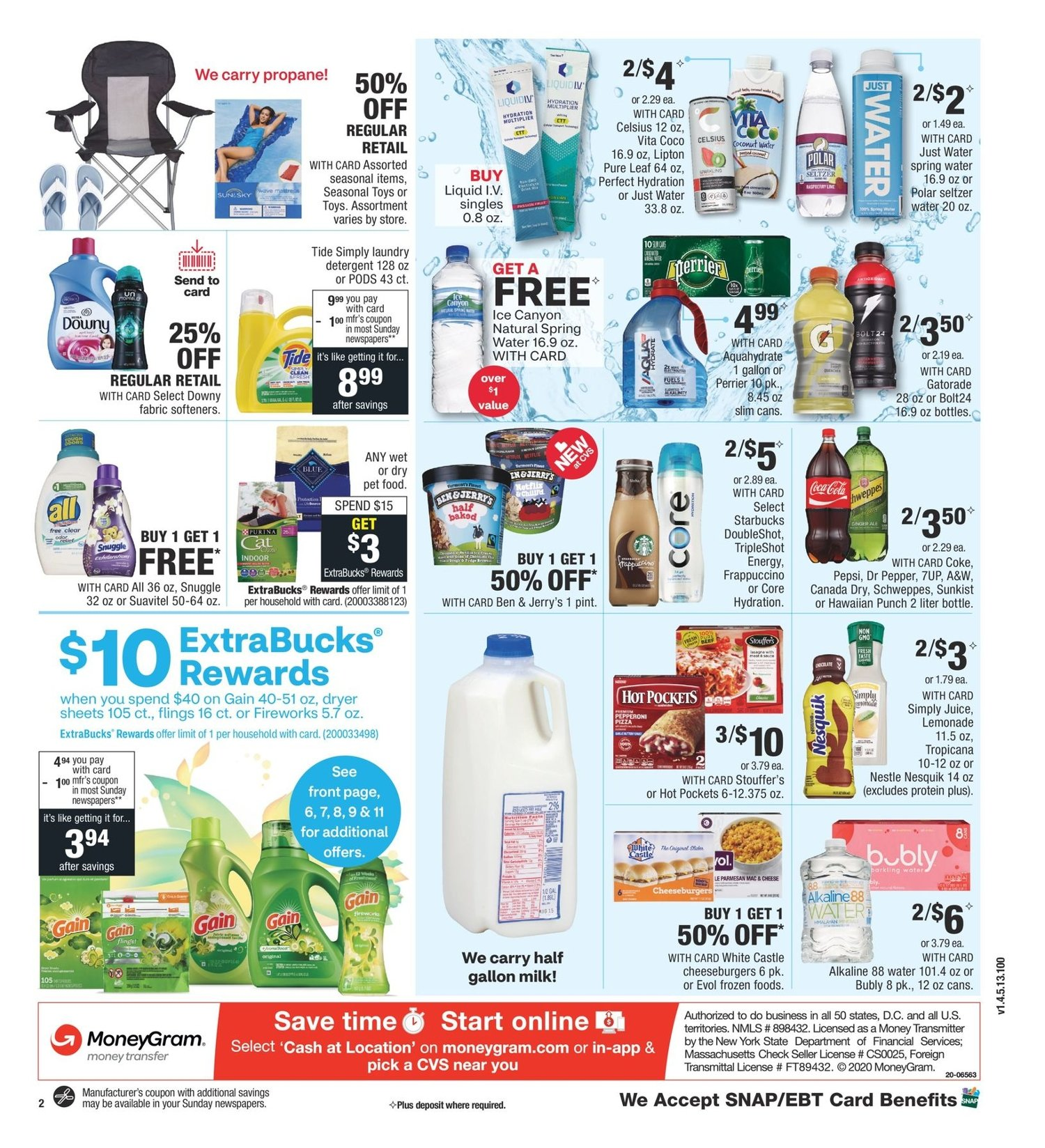 CVS Weekly August 9 - 15, 2020 Page 3