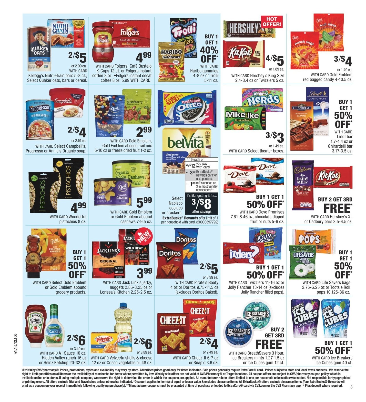 CVS Weekly August 9 - 15, 2020 Page 4