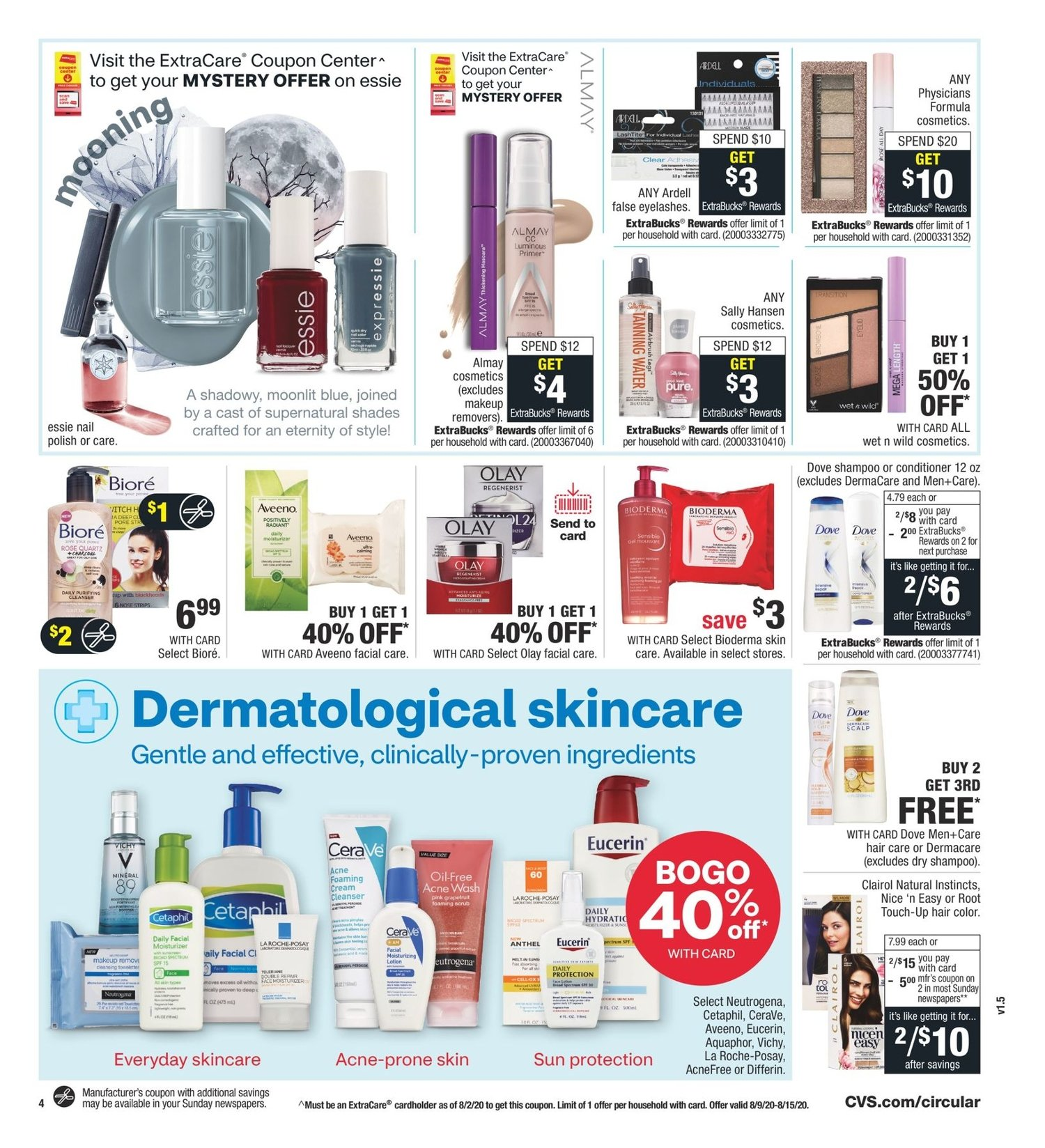 CVS Weekly August 9 - 15, 2020 Page 5