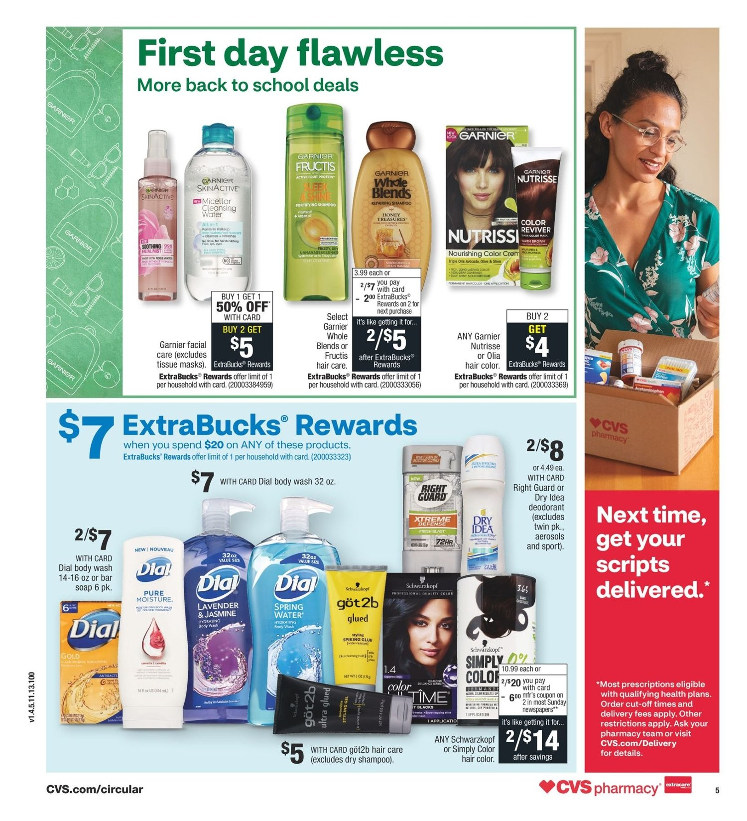 CVS Weekly August 9 - 15, 2020 Page 7
