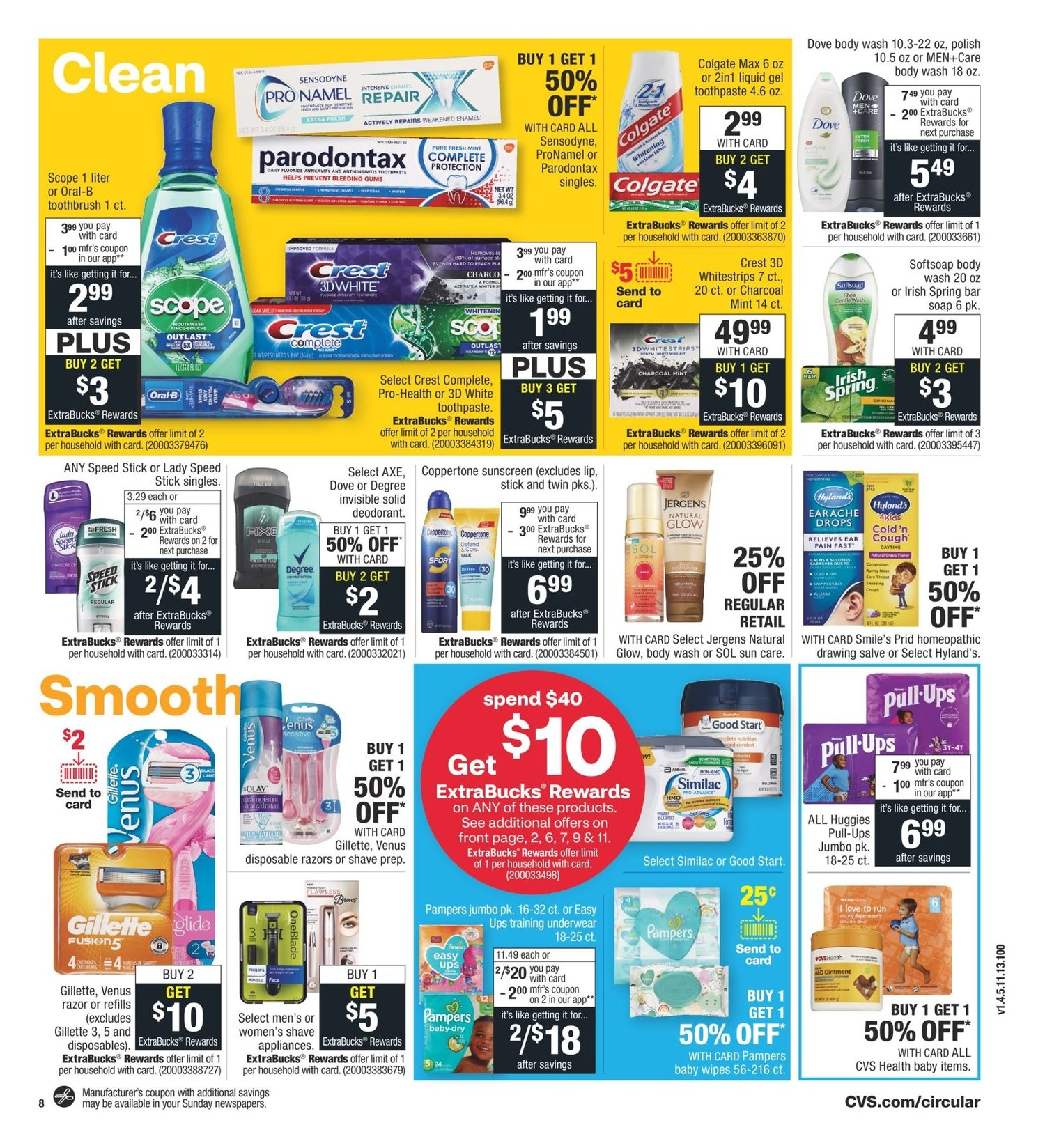 CVS Weekly August 9 - 15, 2020 Page 10