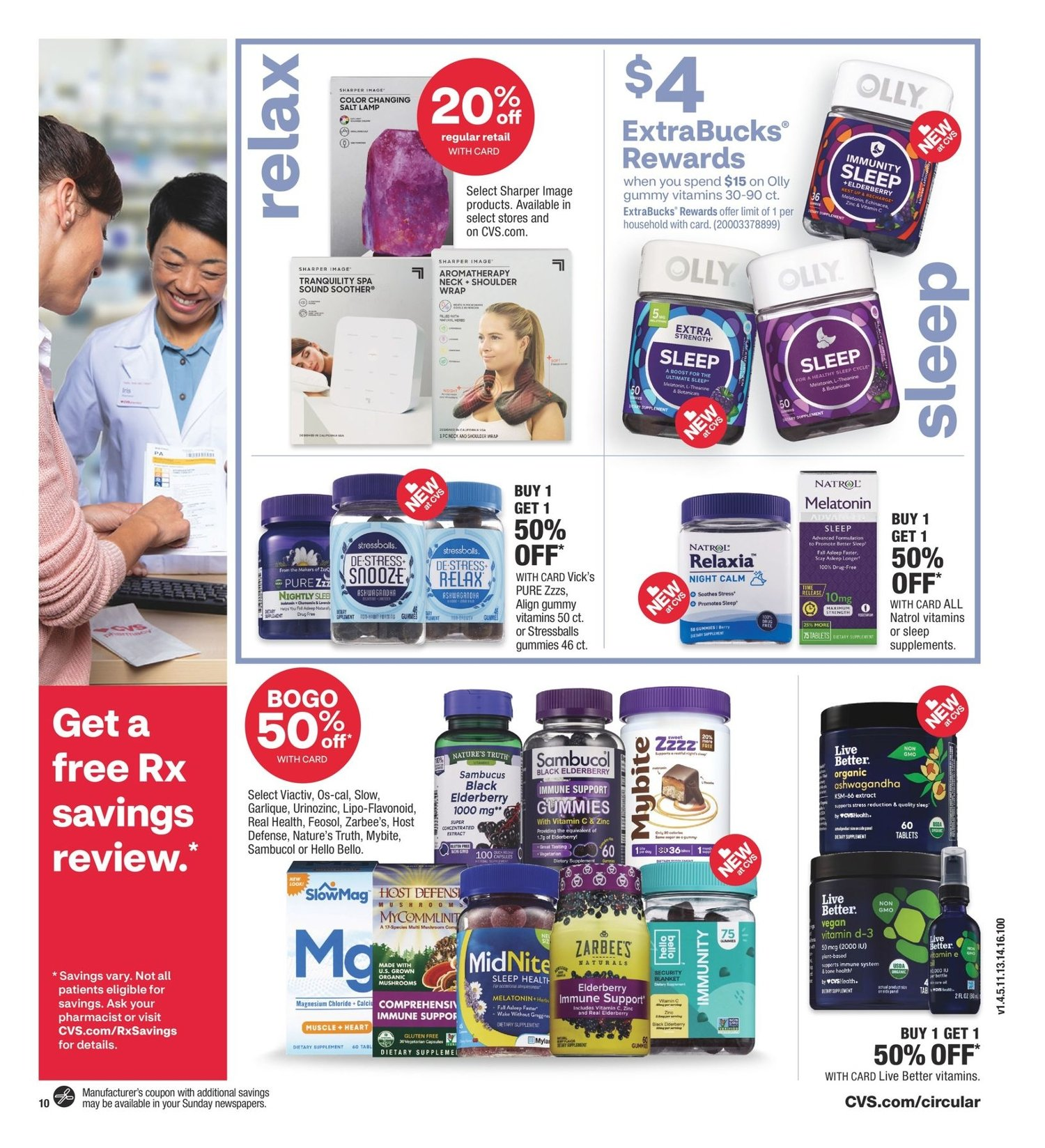CVS Weekly August 9 - 15, 2020 Page 13