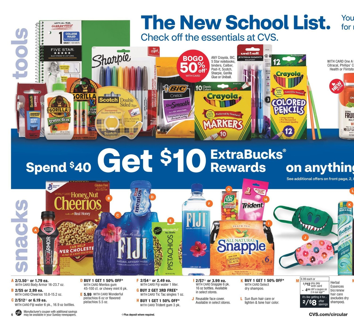 CVS Weekly August 9 - 15, 2020 Page 8