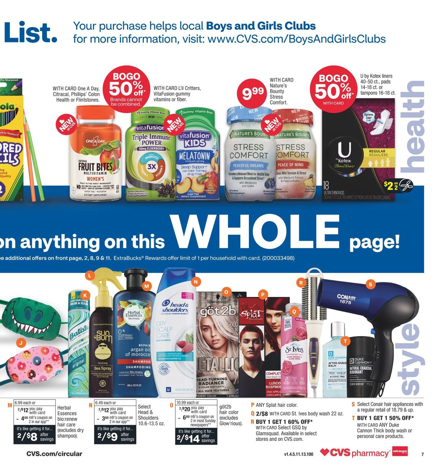CVS Weekly August 9 - 15, 2020 Page 9
