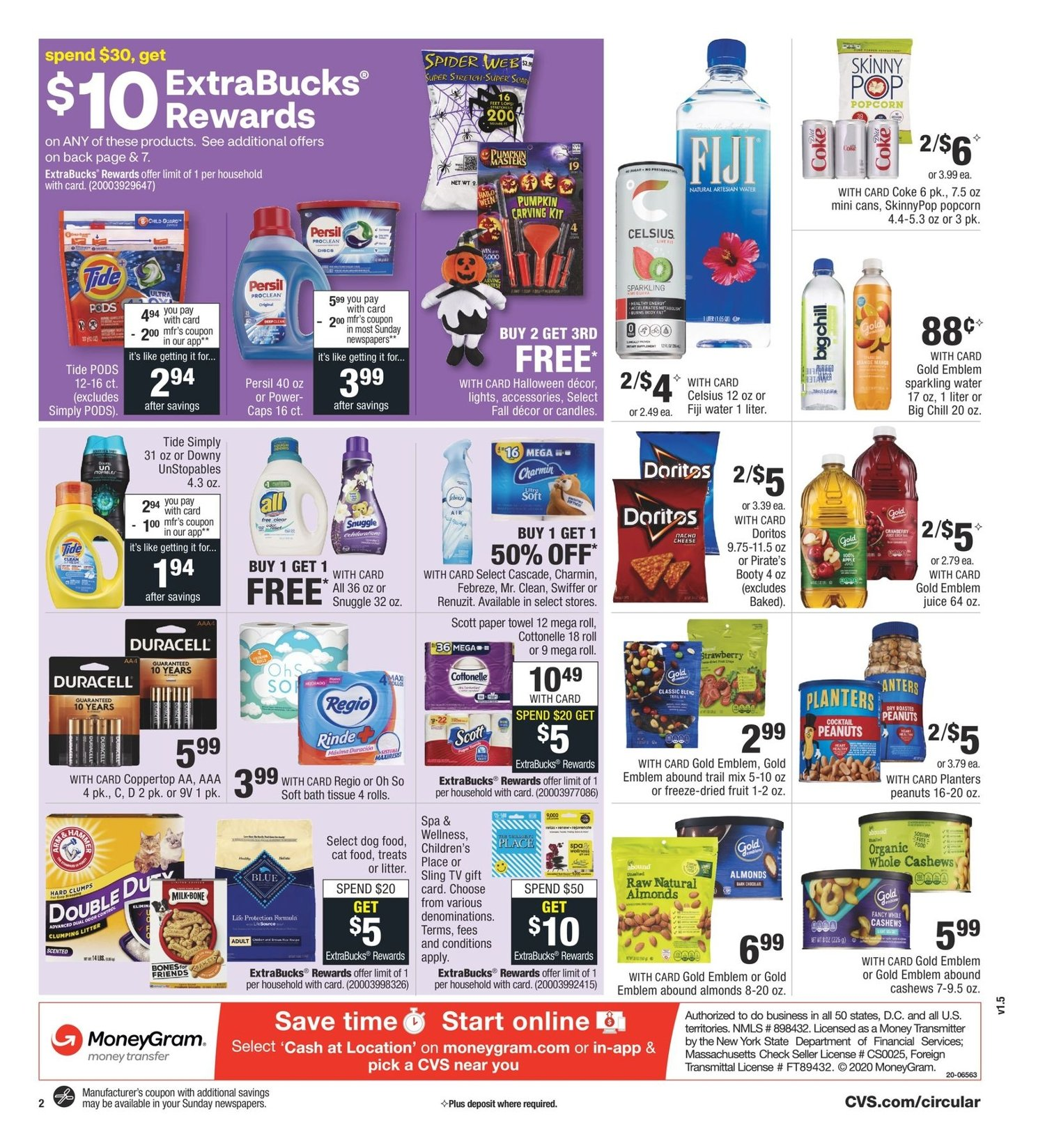 CVS Weekly September 20 - 26, 2020 Page 3