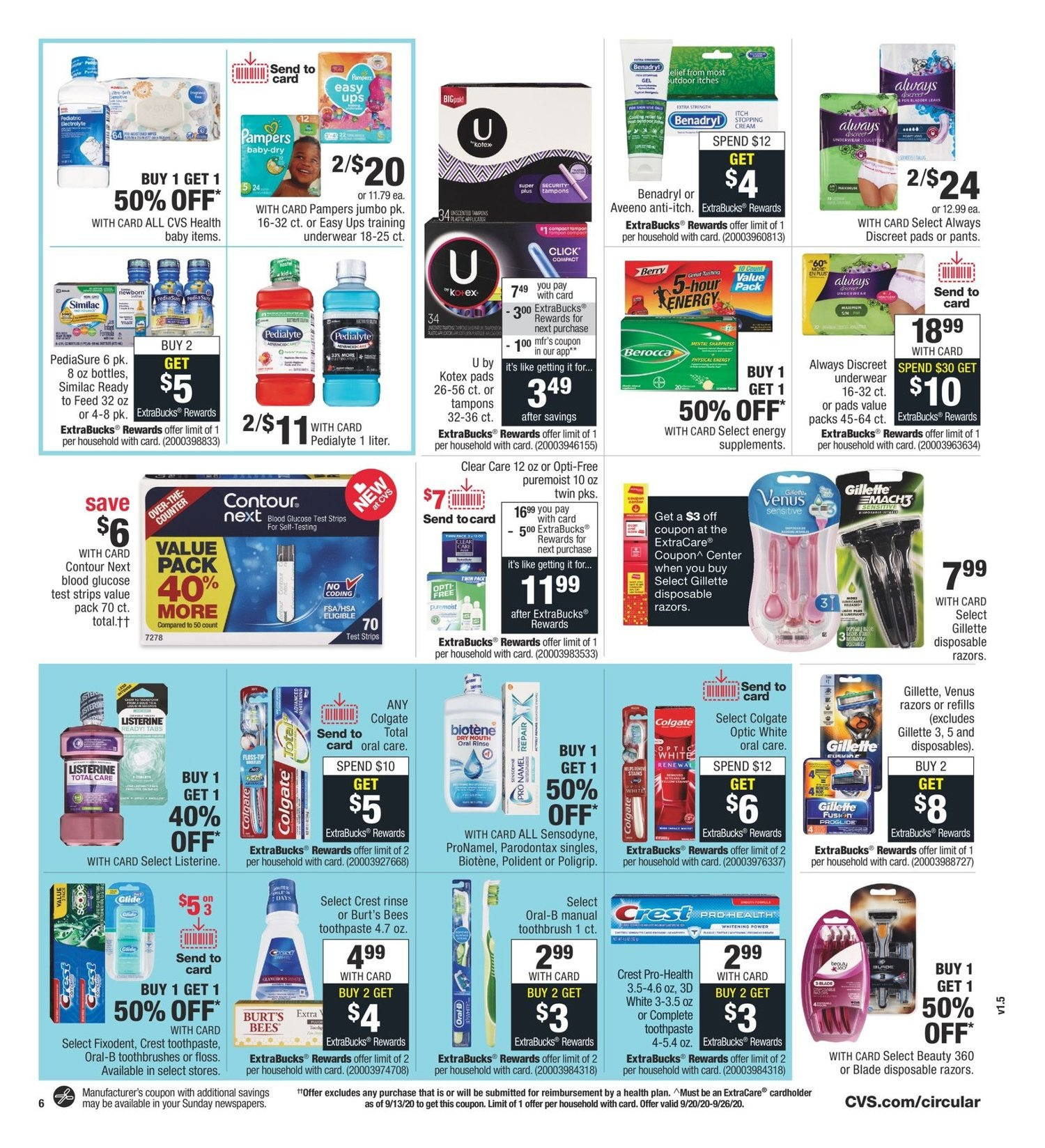 CVS Weekly September 20 - 26, 2020 Page 8