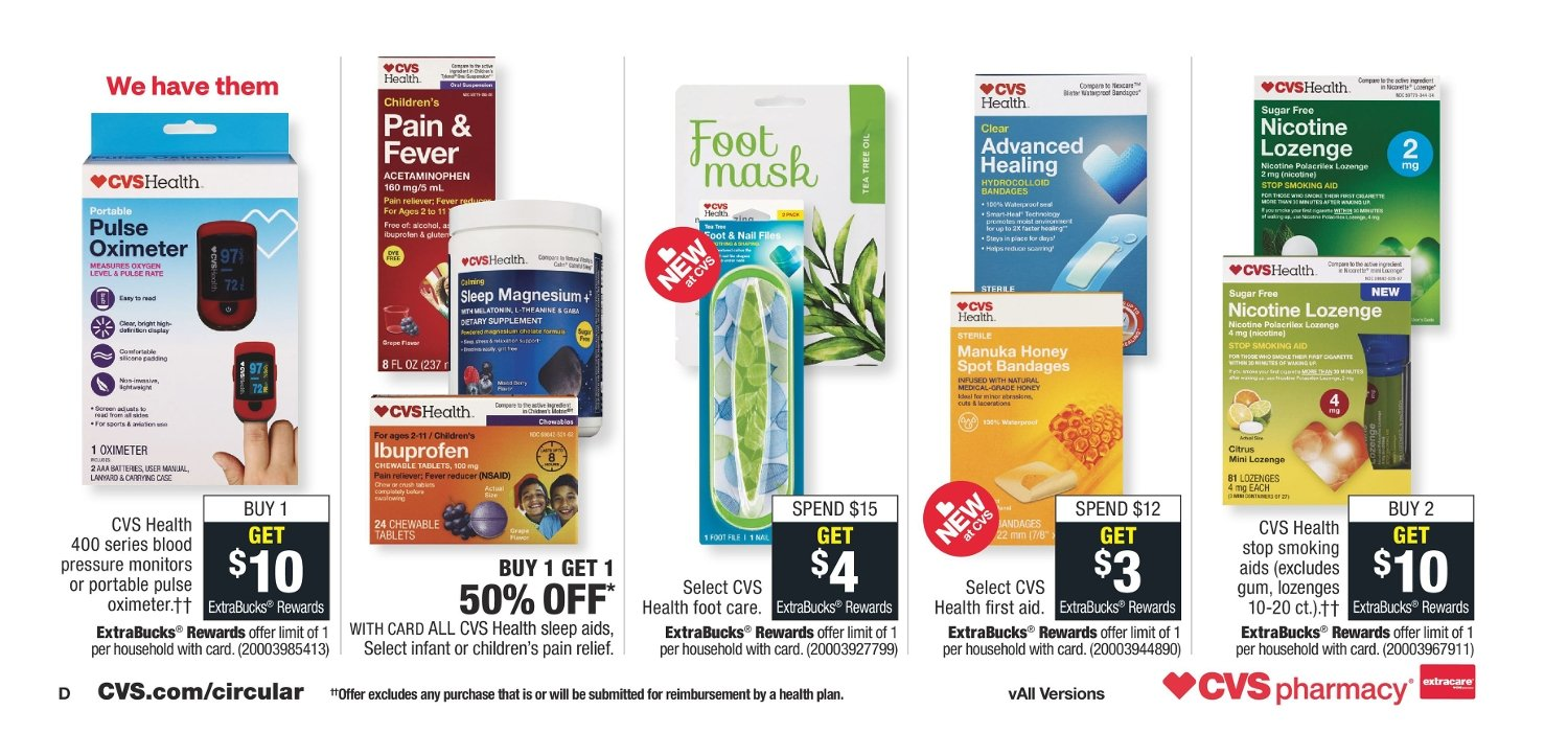CVS Weekly September 20 - 26, 2020 Page 12