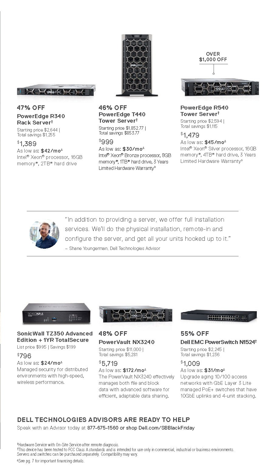 Dell Small Business Cyber Monday 2020 Page 6