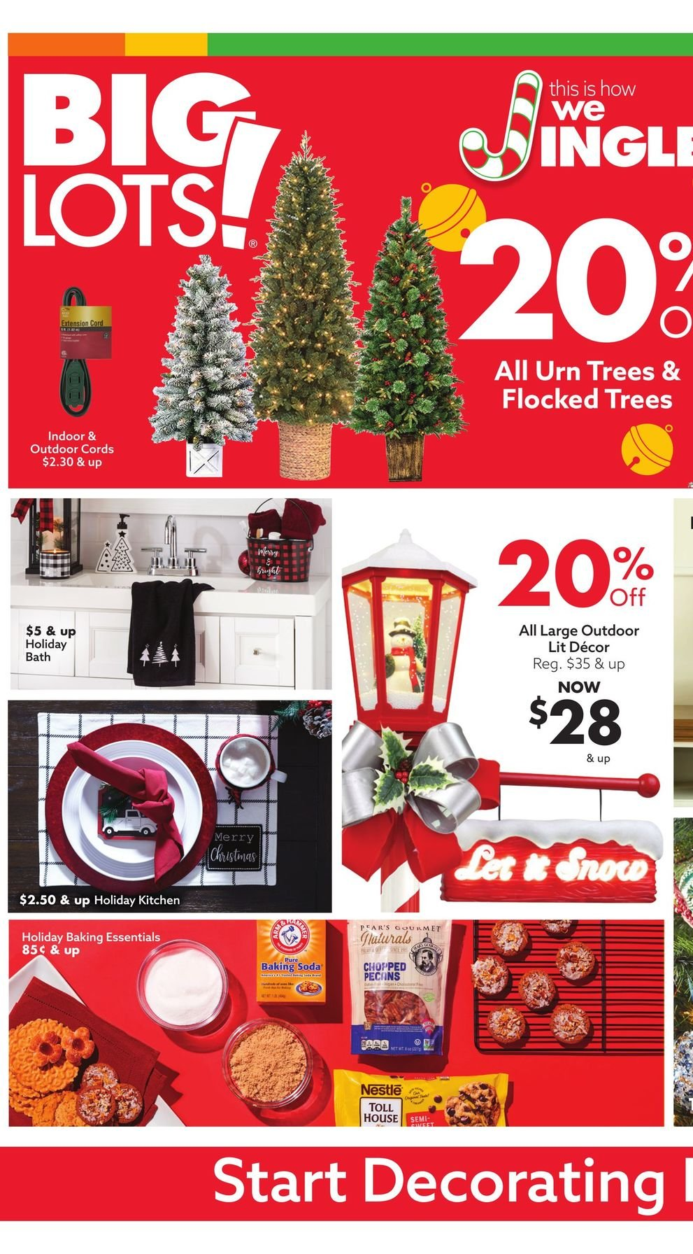 Big Lots Weekly October 24 - 31, 2020 Page 3
