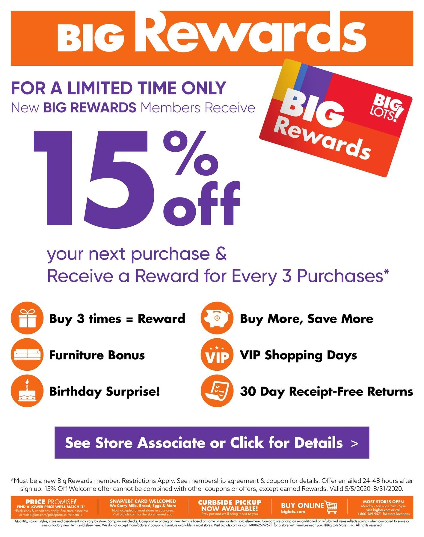 Big Lots Weekly October 24 - 31, 2020 Page 11