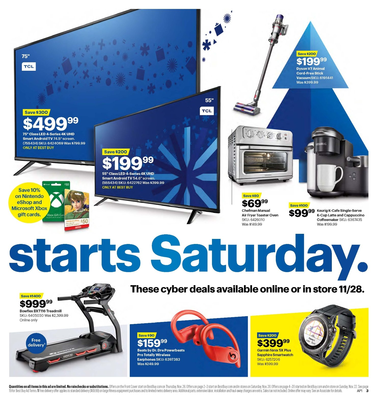 Best Buy Black Friday 2020 Page 5