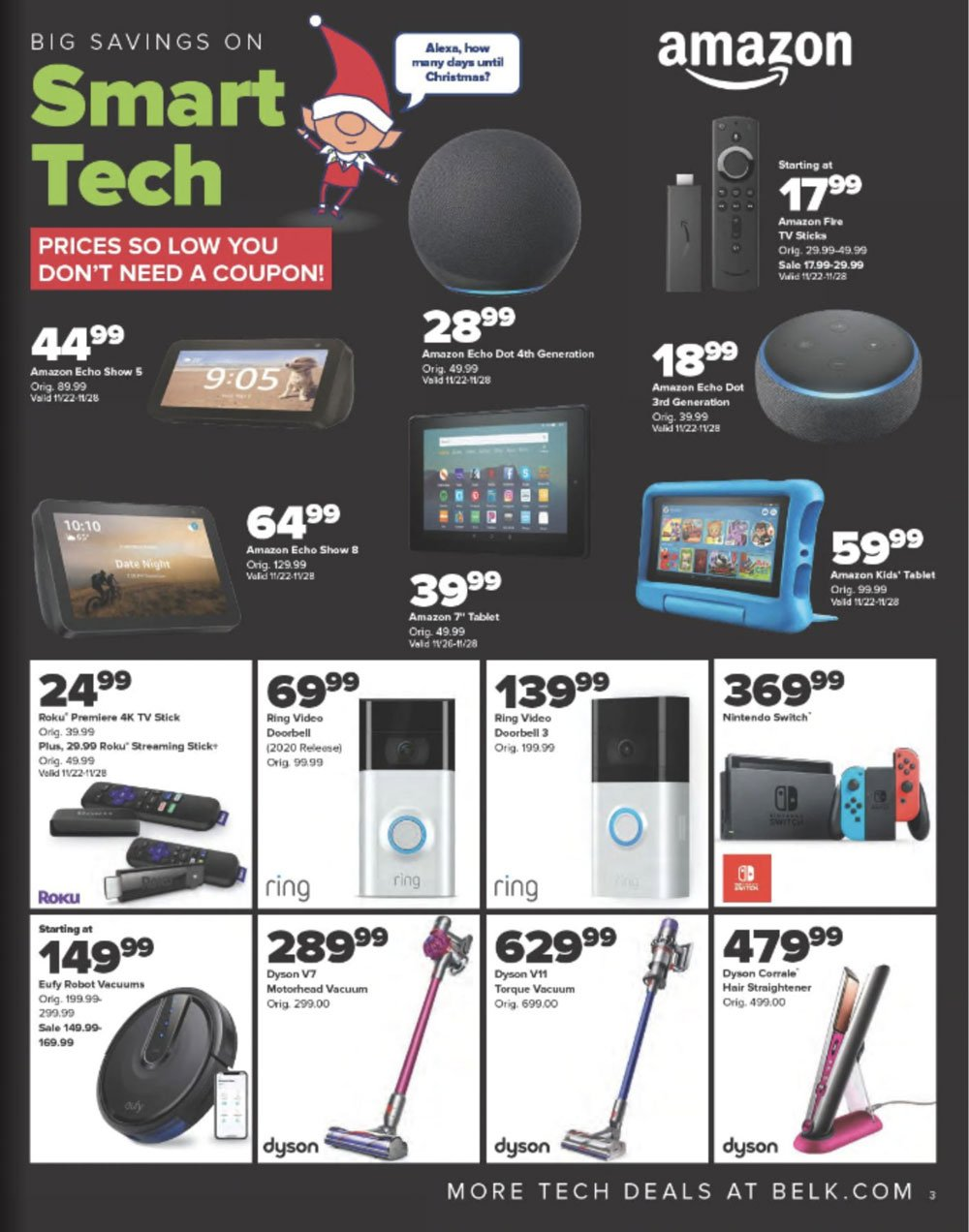 Belk Black Friday 2020 Page 3