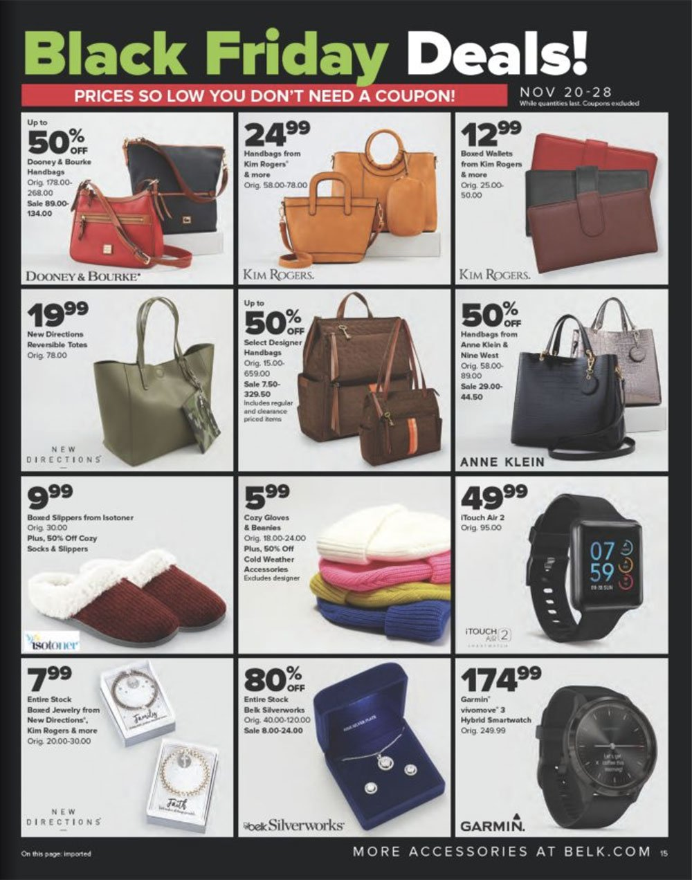 Belk Black Friday 2020 Page 15