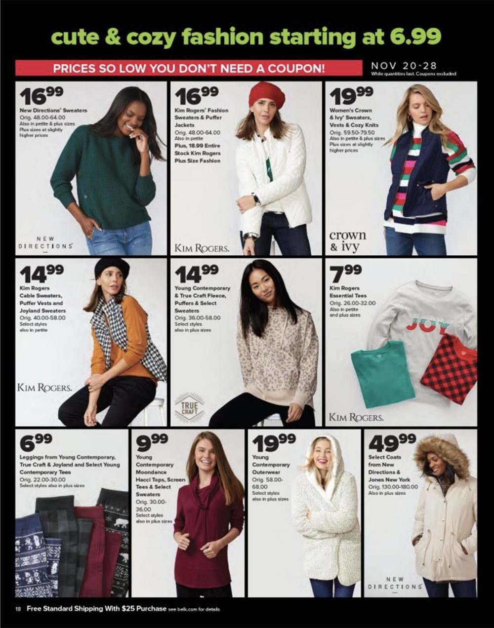 Belk Black Friday 2020 Page 18