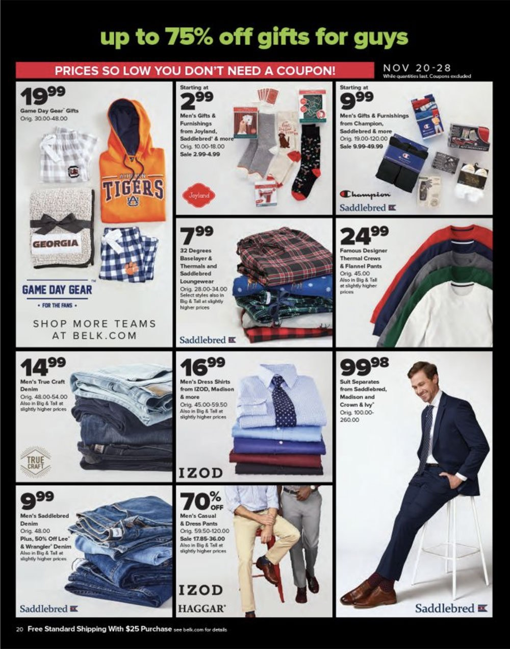Belk Black Friday 2020 Page 20