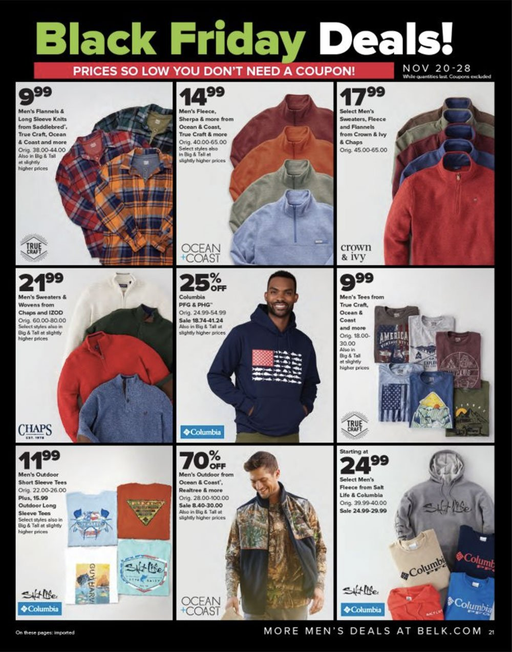 Belk Black Friday 2020 Page 21