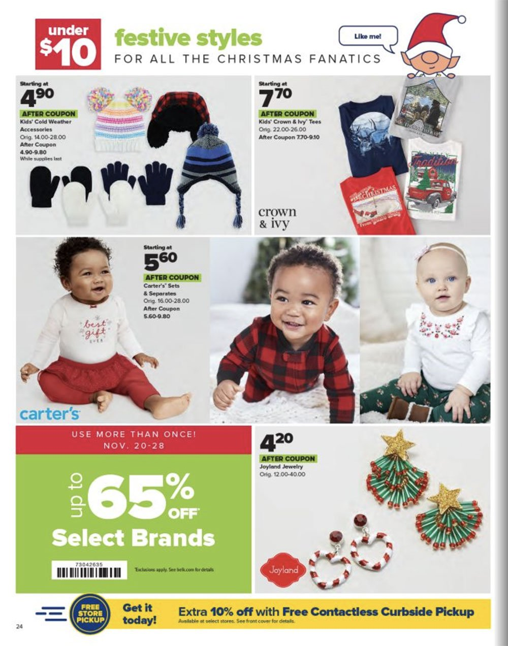 Belk Black Friday 2020 Page 24