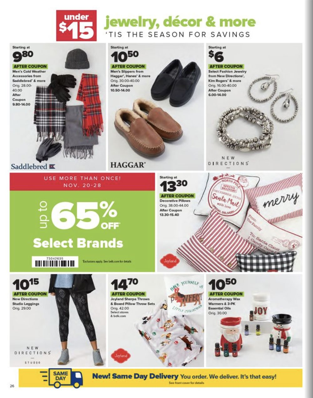 Belk Black Friday 2020 Page 26