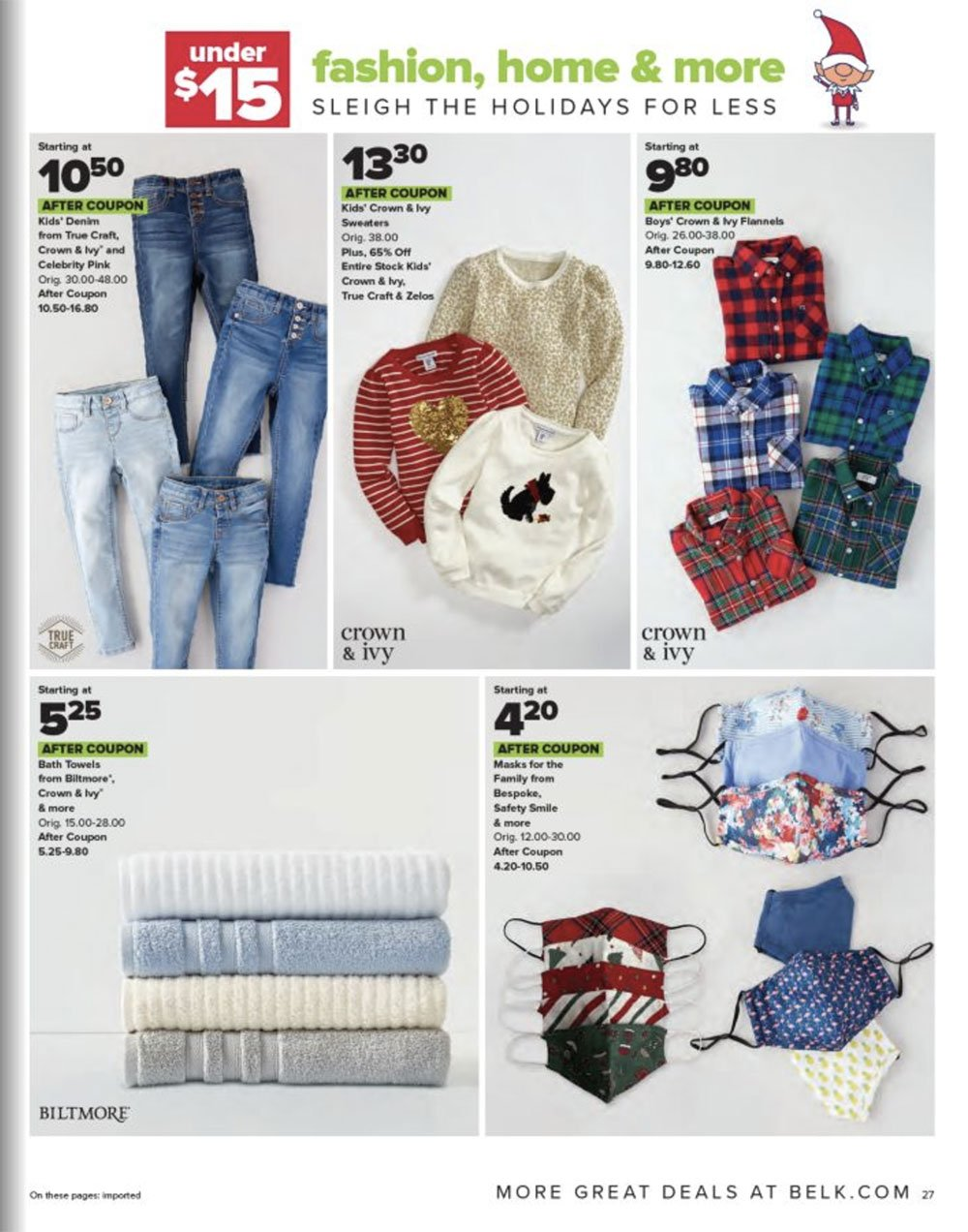 Belk Black Friday 2020 Page 27