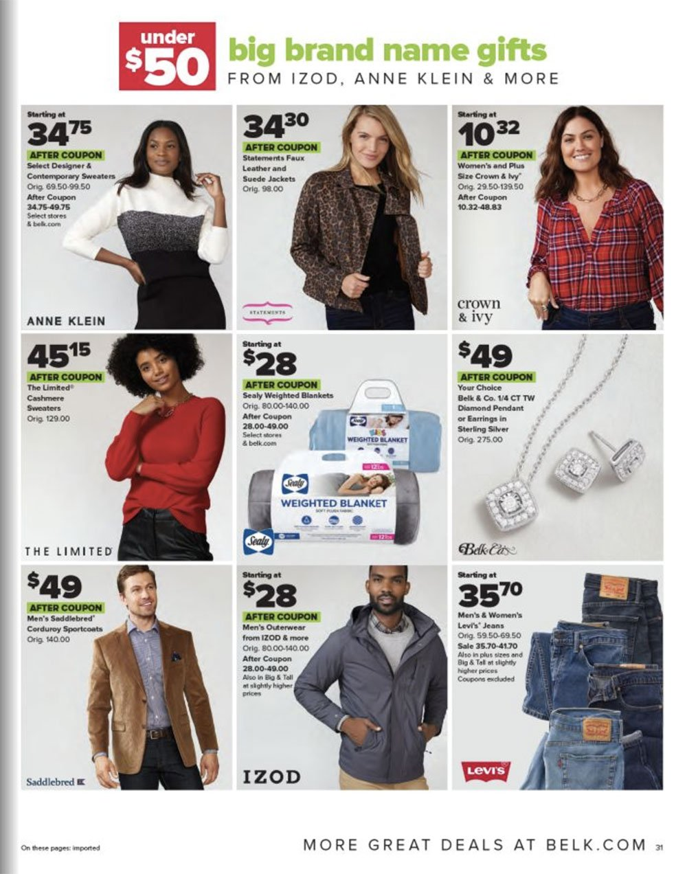 Belk Black Friday 2020 Page 31