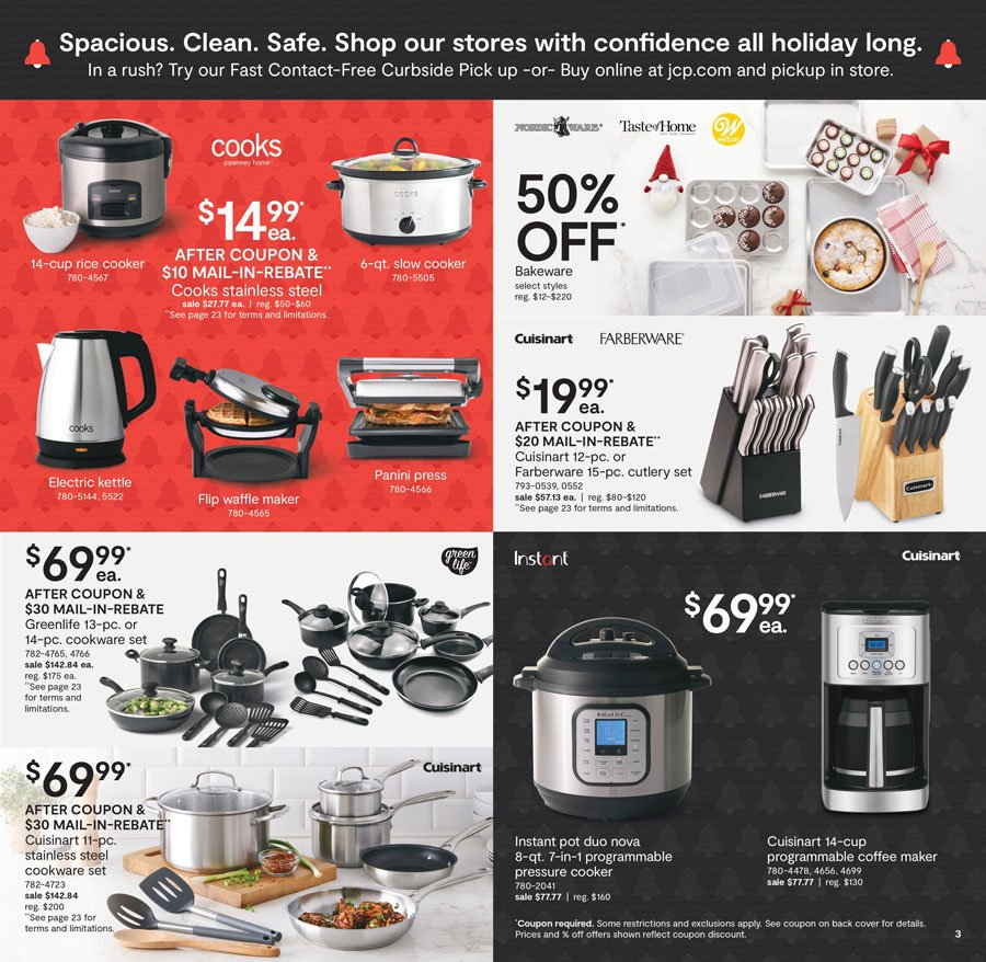 JCPenney Black Friday 2020 Page 3