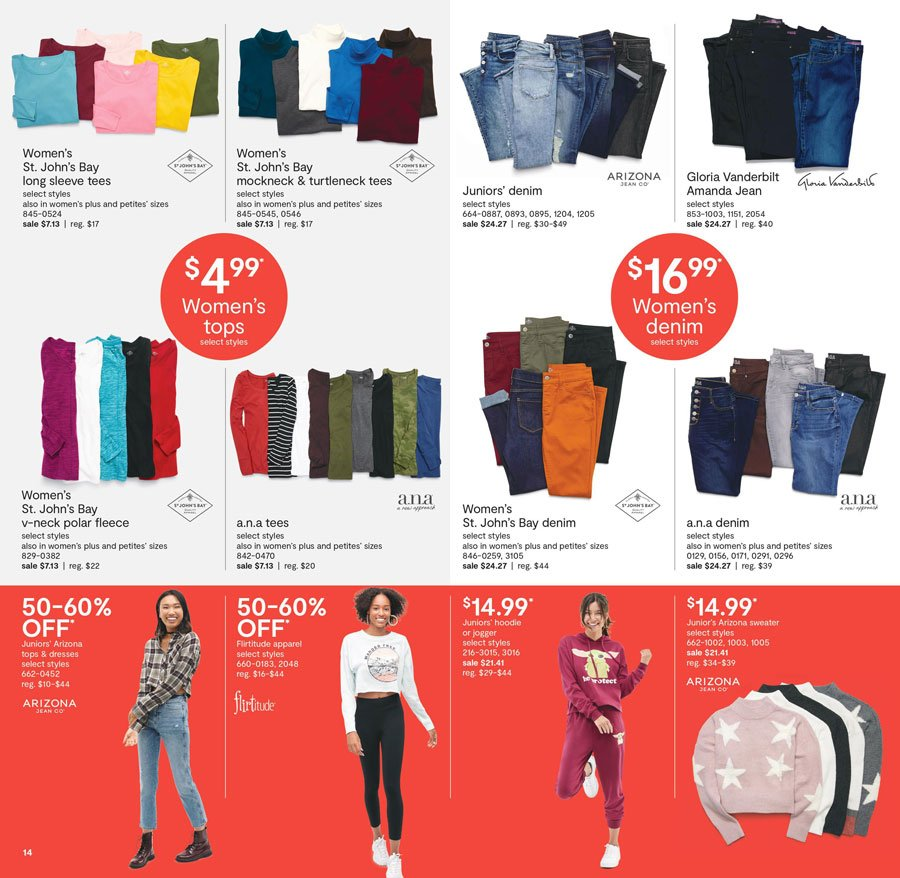 JCPenney Black Friday 2020 Page 14